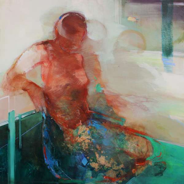Feeling Your Presence 2 by Magdalena Morey