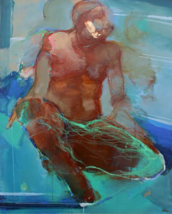 Feeling Your Presence 3 by Magdalena Morey