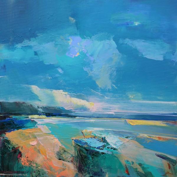 Shoreline 2 by Magdalena Morey