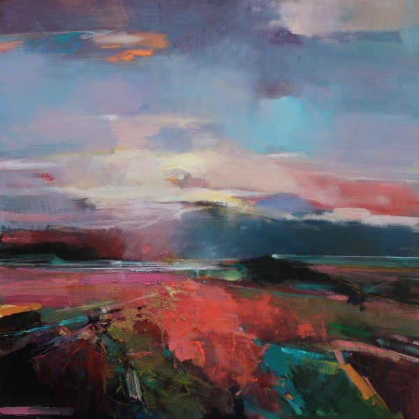 Warm Skies 2 by Magdalena Morey