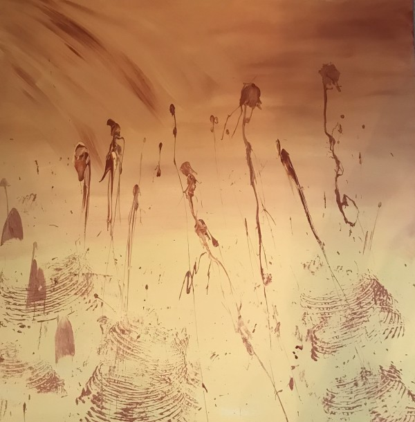 Flock: Desert by Sheila Cahill