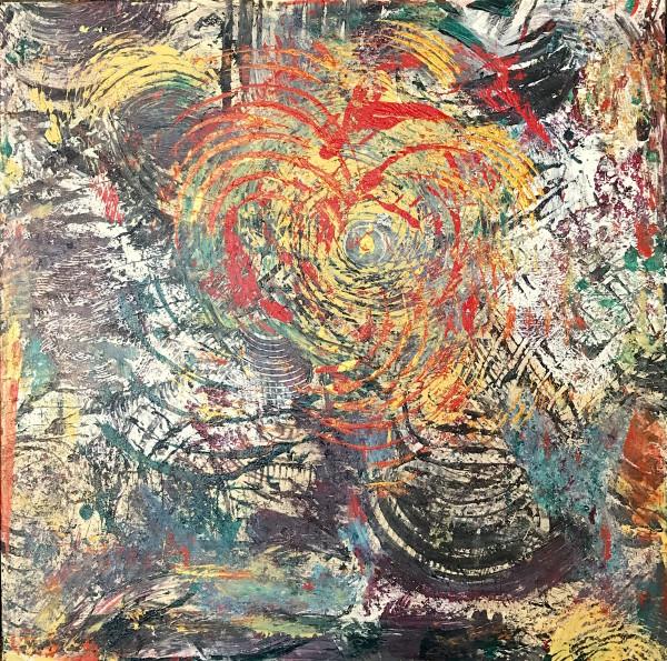 Harlem Cosmos by Sheila Cahill