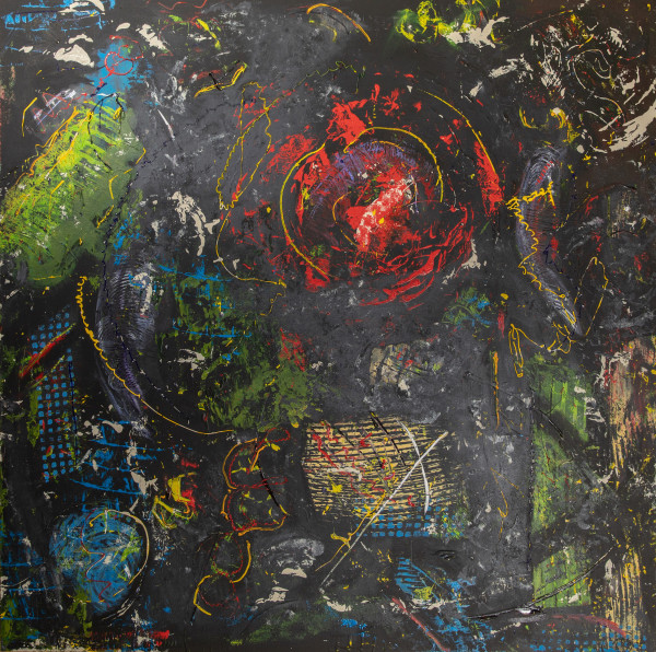 String Theory by Sheila Cahill