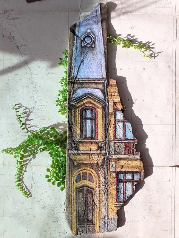Victorian Ohio  - USA by Elena Merlina