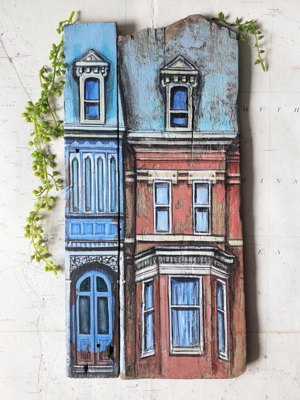 Victorian  - Carlton St, Toronto, CAN by Elena Merlina