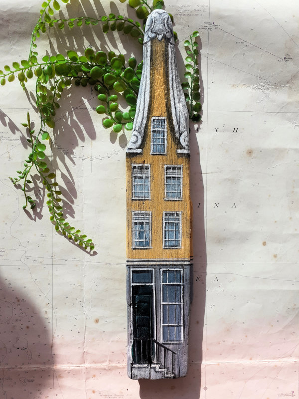 Holland Yellow by Elena Merlina
