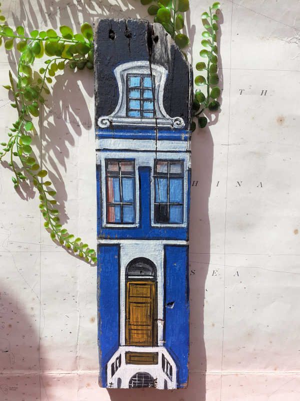 Holland Blue by Elena Merlina