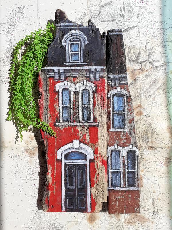 Victorian Lancaster, PA, USA by Elena Merlina