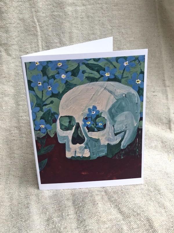 Vergissmeinnicht Card by Shelby Little