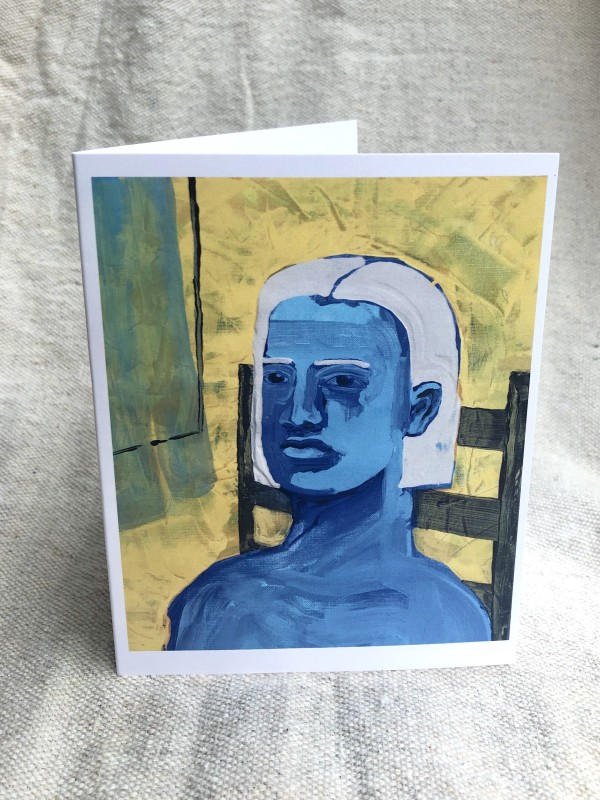 Blue Card by Shelby Little