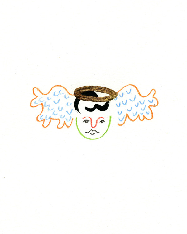 Putto II by Shelby Little