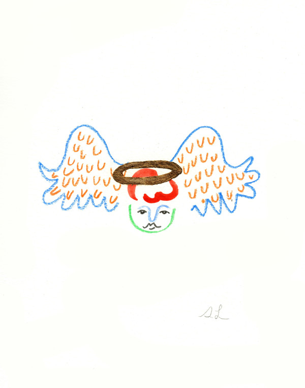 Putto IV by Shelby Little