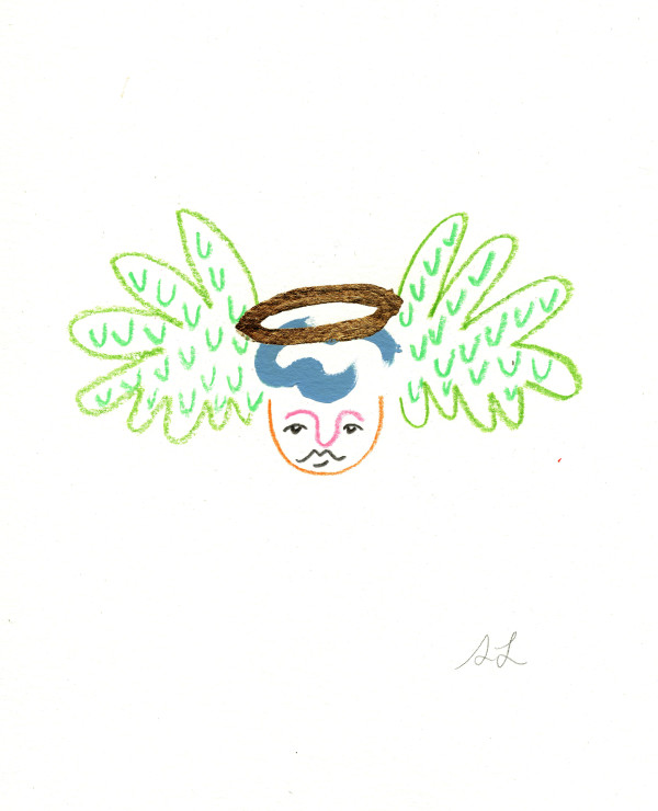 Putto III by Shelby Little