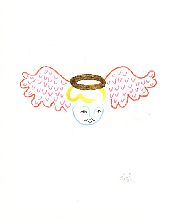 Putto I by Shelby Little