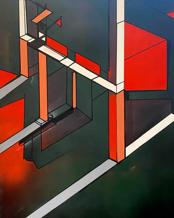 Abstract #808 by Lola Kahan