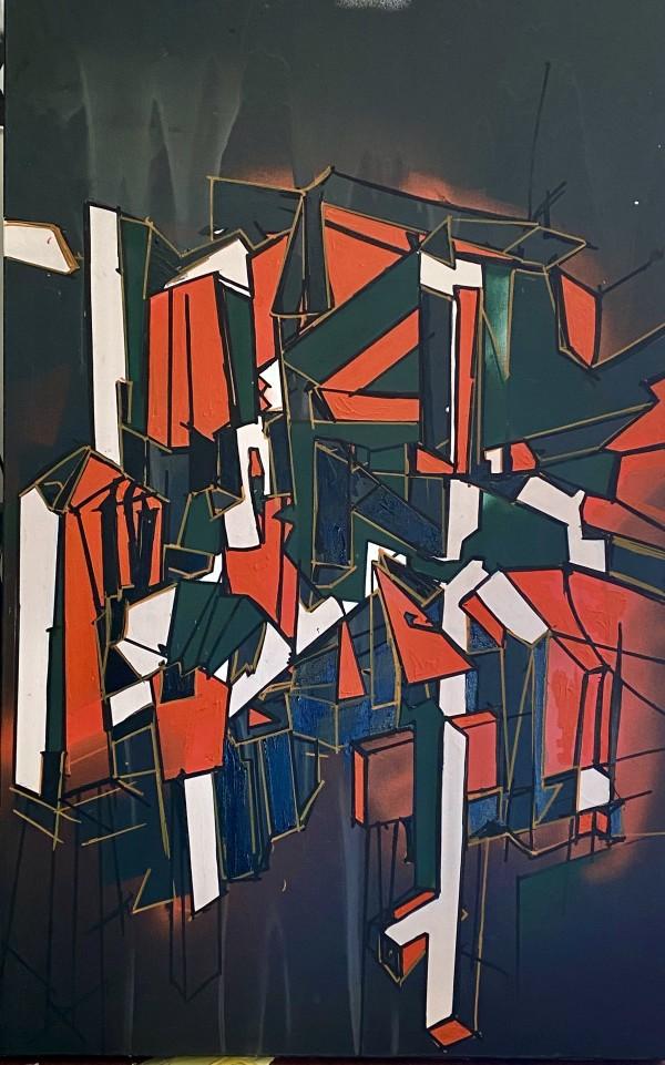 Abstract #809 by Lola Kahan