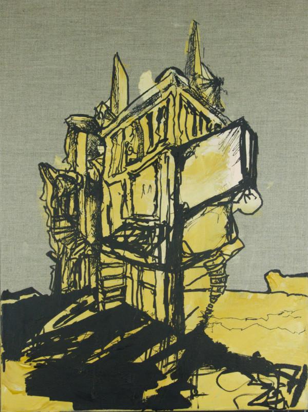 The Last Saloon by Lola Kahan
