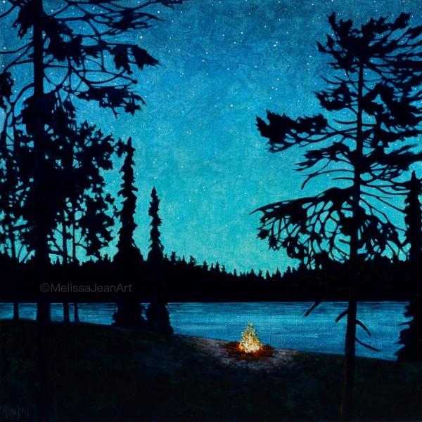 Campfire Cozy by Melissa Jean