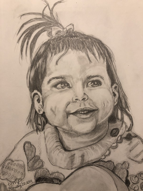 Granddaughter by Terry O'Brien
