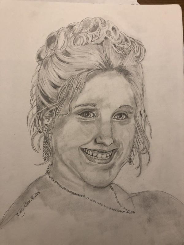 Amanda by Terry O'Brien