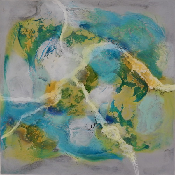Terrestrial IV by Alane Holsteen