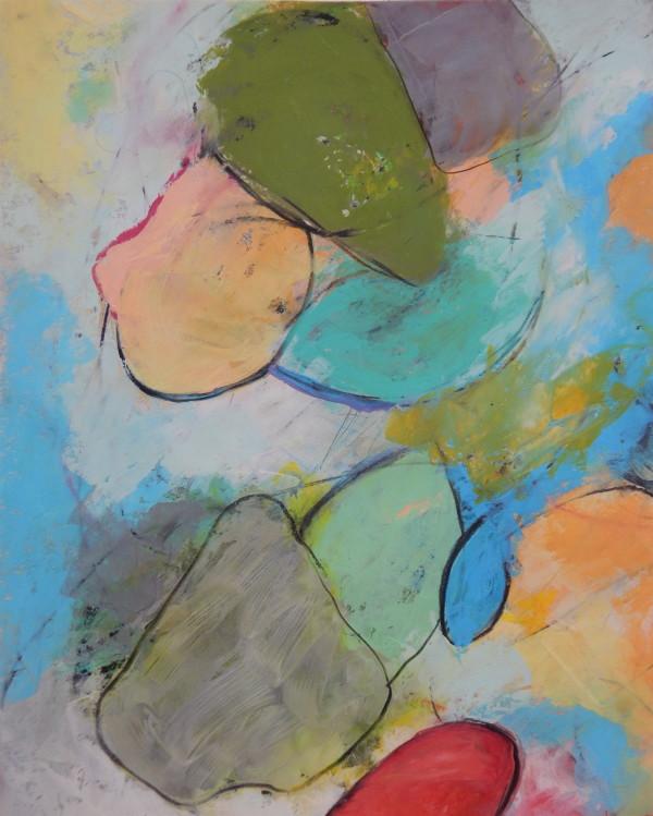 Sea Pebbles by Alane Holsteen