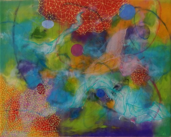 """""""The Fabric Of Life"""" by Alane Holsteen"""