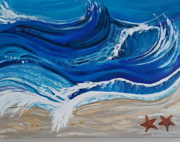 Sea of Love by Bonnie Schnitter