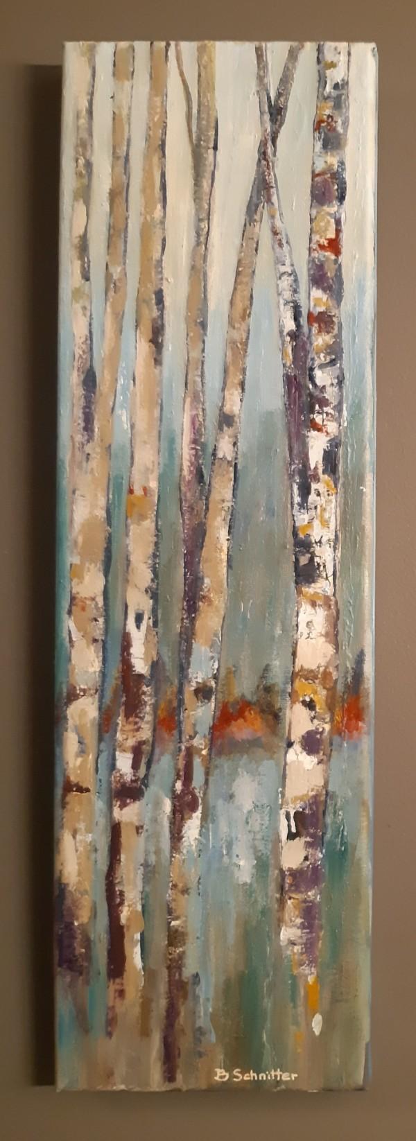 Birch by Bonnie Schnitter