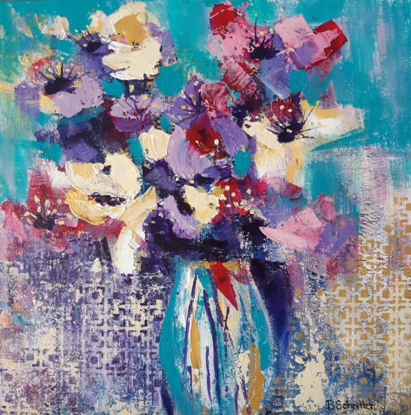 Flowers by Bonnie Schnitter