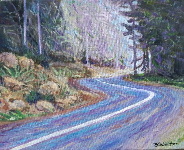 The Road Home by Bonnie Schnitter