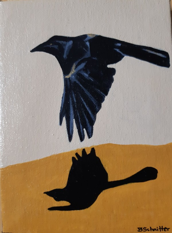 Soaring 8 by Bonnie Schnitter