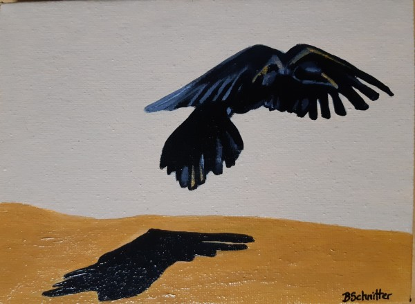 Soaring 6 by Bonnie Schnitter