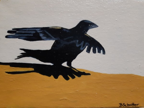Soaring 7 by Bonnie Schnitter