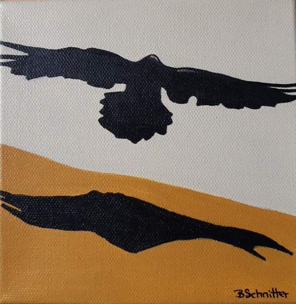 Soaring 2 by Bonnie Schnitter