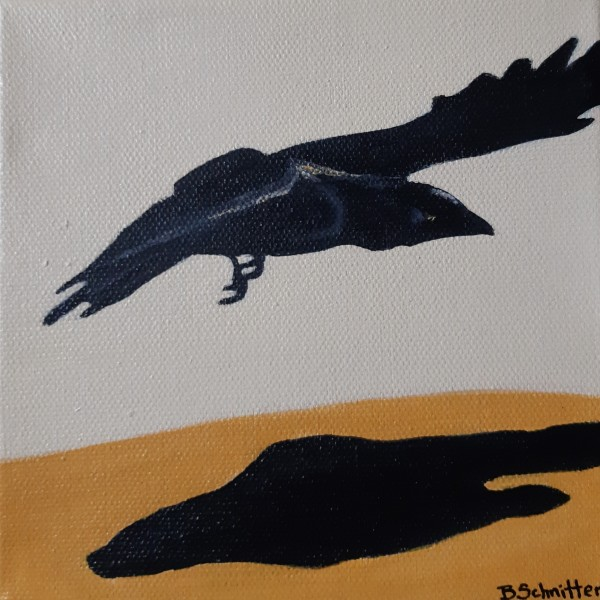 Soaring 5 by Bonnie Schnitter