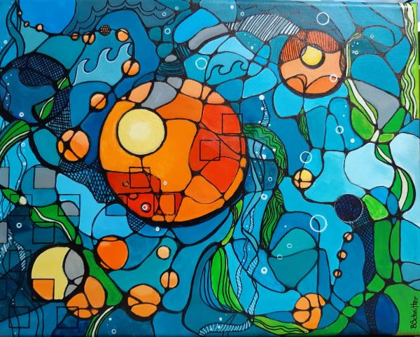 New Beginnings by Bonnie Schnitter
