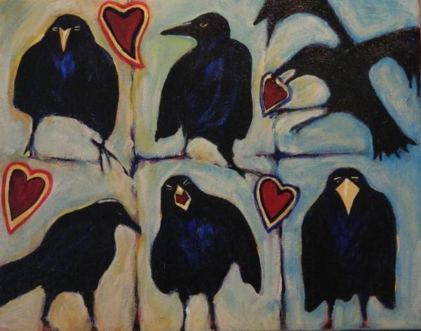 Friends by Bonnie Schnitter