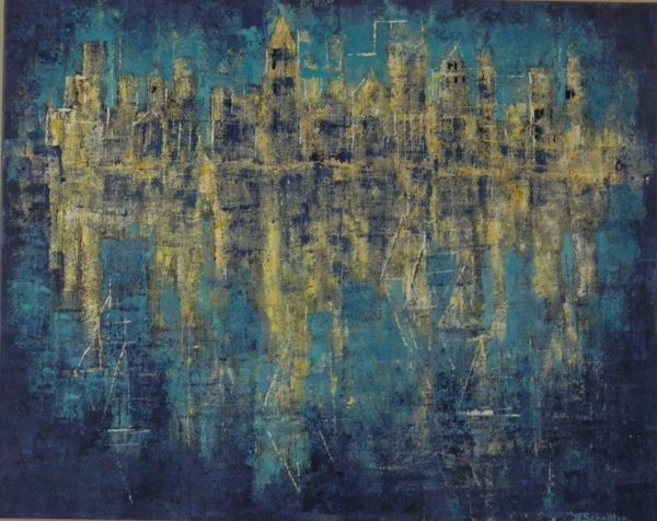 City Blues by Bonnie Schnitter