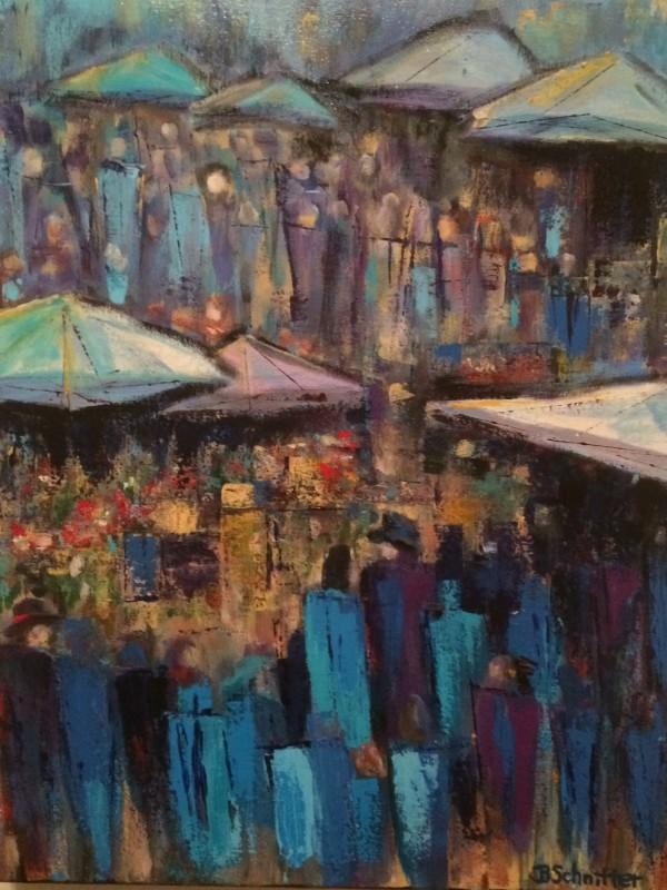 Market Day by Bonnie Schnitter