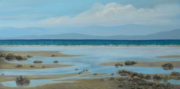 Qualicum Beach by Bonnie Schnitter