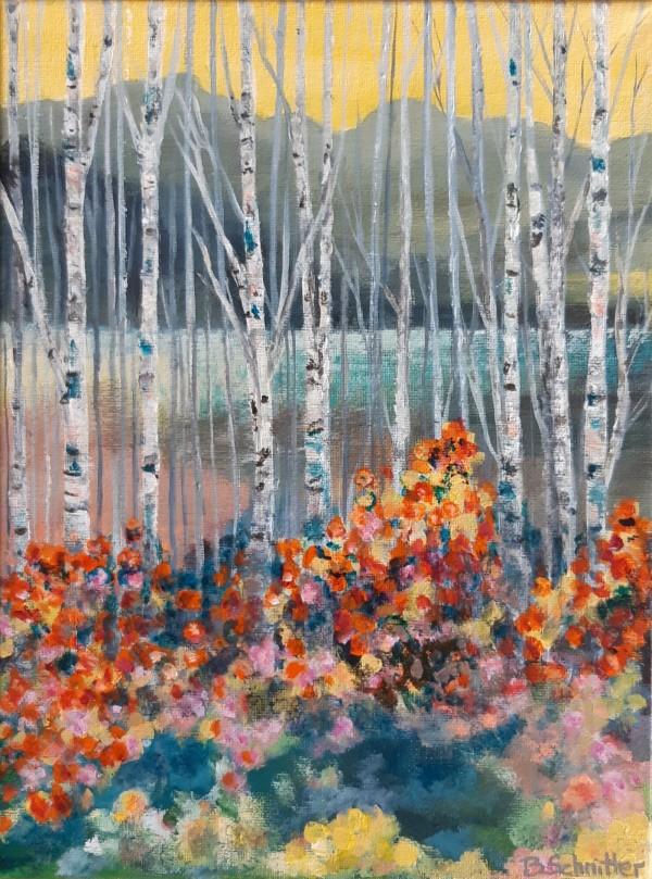 'Birch' by Bonnie Schnitter