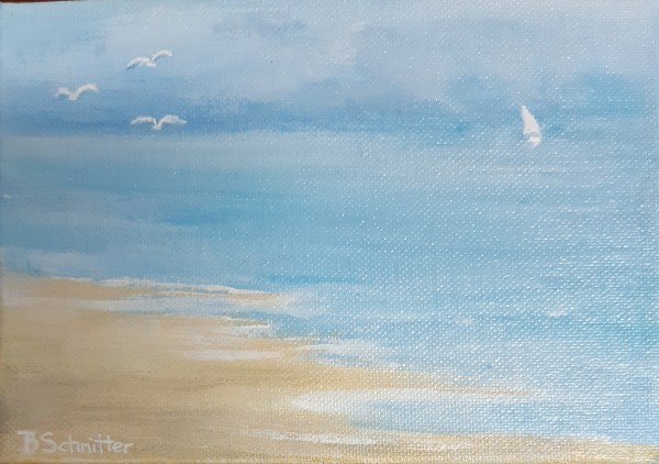 'Solitude' by Bonnie Schnitter