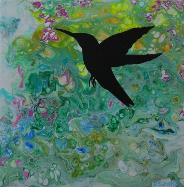 Hummingbird by Bonnie Schnitter
