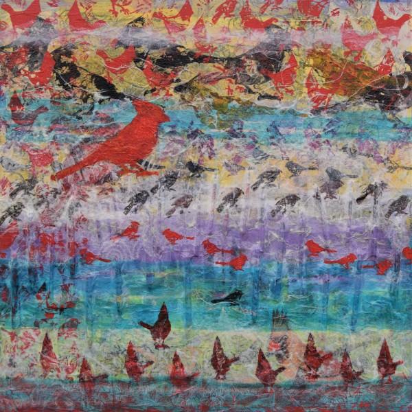 Cardinal Rule by Gwen Meharg