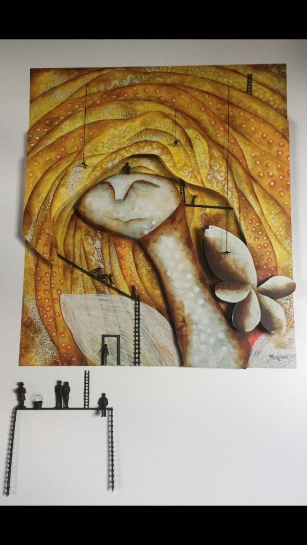 """DESDE ADENTRO"" by LUCIAROHRMANN"