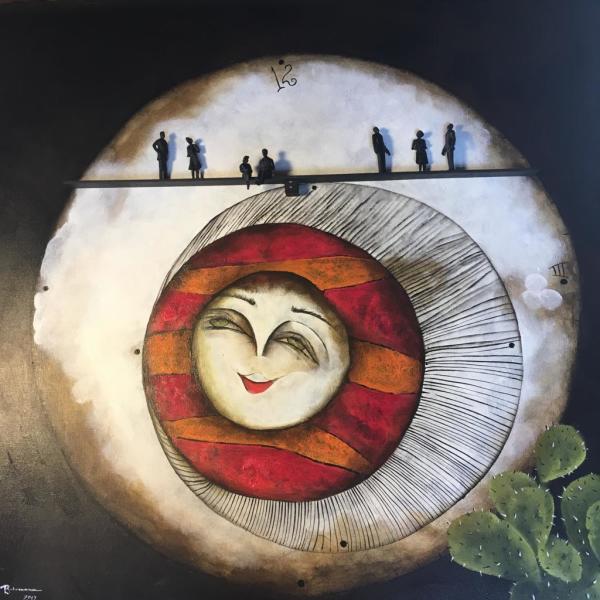 """""""LOS CIRCULOS DEL TIEMPO"""" by LUCIAROHRMANN"""