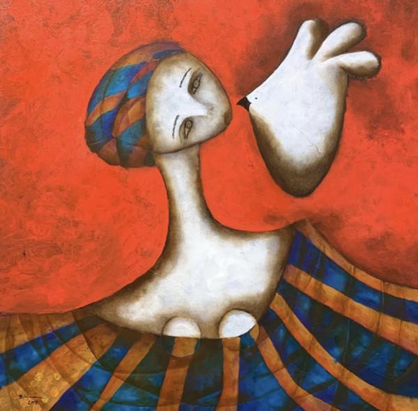 """OJOS DE AMOR"" by LUCIAROHRMANN"