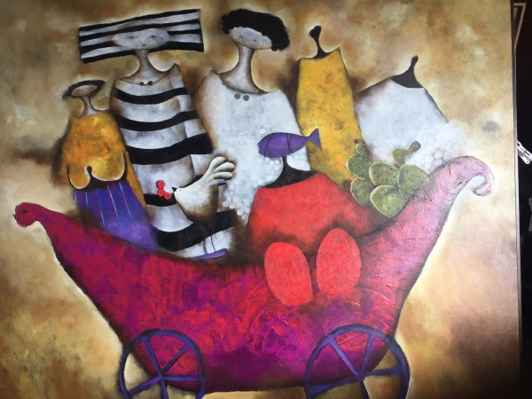 """EN LA MISMA BARCA"" by LUCIAROHRMANN"