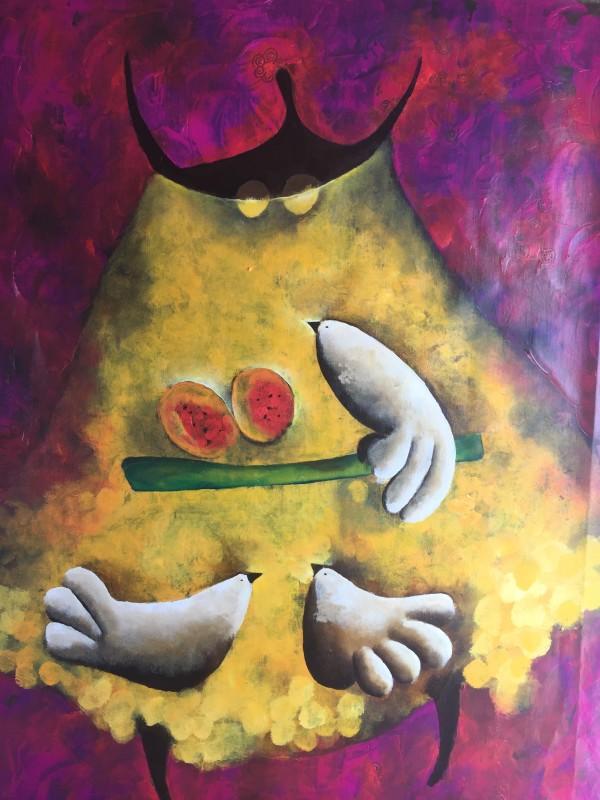 """""""DEL PALOMAR"""" by LUCIAROHRMANN"""
